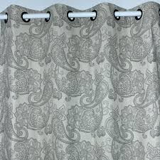 paisley curtains blue a grey paisley curtains blue brown paisley