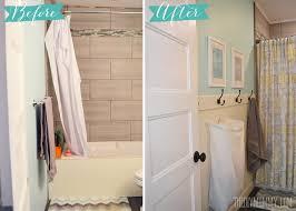 Bathrooms With Beadboard A Diy Beadboard Hook Wall In The Kids U0027 Bathroom The Diy Mommy