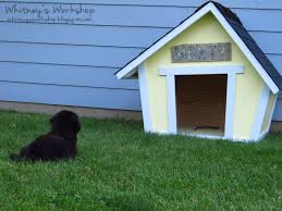 21 diy dog houses to pamper and spoil your furry friend with