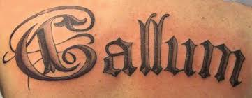 lettering tattoos high quality photos and flash