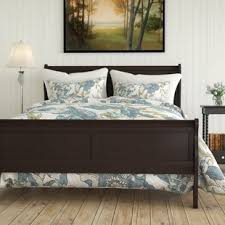 King Size Sleigh Bed King Size Sleigh Beds You Ll Wayfair
