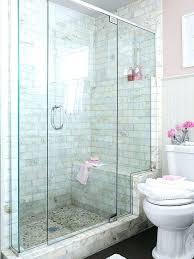Shower Doors Seattle Glass Shower Seat Doors With Corner Absolutely Stunning Walk In