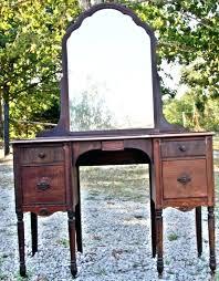 Antique Vanities For Bedrooms Vanities Vintage Makeup Vanity Desk Vintage Makeup Vanity Diy