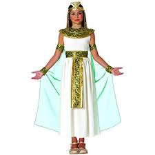 Deluxe Kids Halloween Costumes Amazon Deluxe Cleopatra Kids Costume Toys U0026 Games