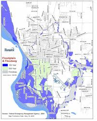 Flood Plain Map Nd Flood Information