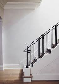 Contemporary Banisters And Handrails Simple In Its Design And Description The Right Angle Stair