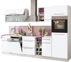 K Henzeile Küchenzeile Held Möbel Avignon Ohne E Geräte Breite 300 Cm