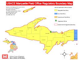 Frankenmuth Michigan Map by Detroit District U003e Missions U003e Regulatory Program And Permits