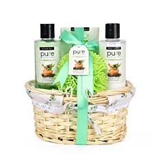 birthday baskets for him gift set for men gift baskets for him eucalyptus