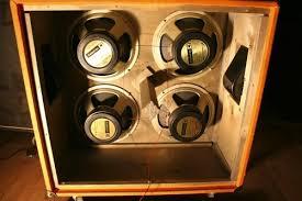 Orange Cabinet 4x12 Orange 4x12 Vintage Image 225599 Audiofanzine
