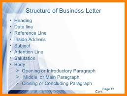 letter with attention line and subject line what is subject line in business letter choice image letter