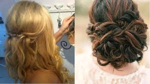 half up half down quiff hairstyles wedding guest hair half up half down for short hair salon latest