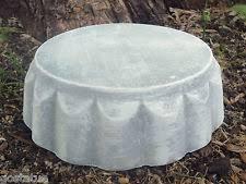 concrete garden molds ebay