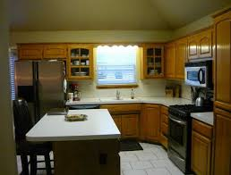 kitchen color schemes with oak cabinets u2014 desjar interior
