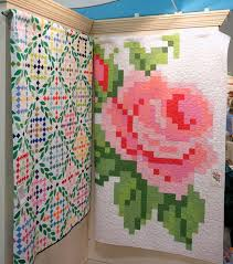 Quilt Display Wall Mounted Quilt Rack Plans Download Free by Basket Quilt Block Pattern Giant Vintage Basket Quilt And Spring