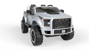 Ford Raptor Truck Bed Tent - power wheels ford f 150 raptor extreme silver walmart com