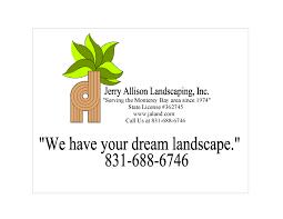 the landscape process jerry allison landscaping inc