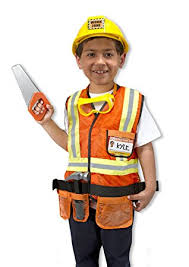 construction worker costume doug construction worker play costume