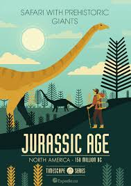 if time travel was possible it would look like this jurassic age