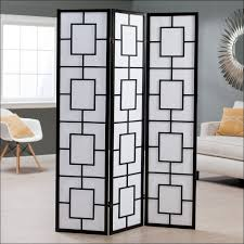 Living Room Divider Ideas Furniture Awesome Black And White Room Divider Living Room