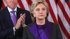 the symbolic meaning behind hillary clinton u0027s purple concession
