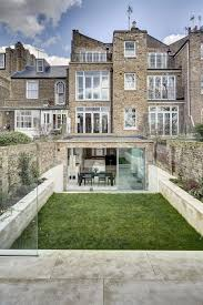 Contemporary Victorian Homes Victorian Townhouse With Modern Extension By Dos Architects
