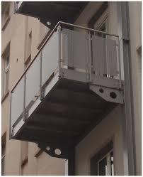 freitragende balkone balkone frankfurt am