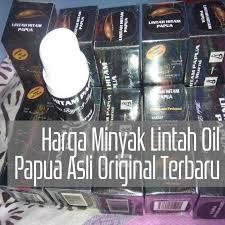 harga minyak lintah oil papua asli original terbaru toko online