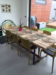 Best   Seater Dining Table Ideas On Pinterest Round Dining - Restaurant dining room furniture