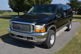 2001 ford excursion limited edition 4wd extra clean drives