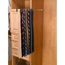 rev a shelf 2 in h x 2 in w x 14 in d chrome pull out side