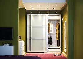 Ikea Fitted Wardrobe Interiors Wardrobe Sliding Fitted Wardrobe Doors Fascinating Fitting