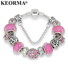 crystal charm bracelet beads images Glass bead charm bracelet crystal charms jpg