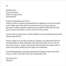 sample agreement letter sample letter of agreement for services
