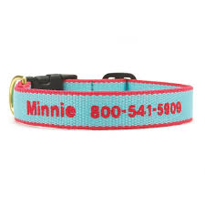 Colors Combinations Embroidered Collars Available In 9 Color Combinations