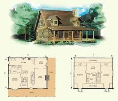 small cabin with loft floor plans log home plans with loft awesome small chalet designs small log