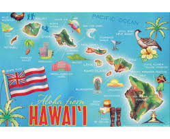 State Map Of The Usa by Image Gallery Hawaii On Usa Map Presidential Election Usa Map