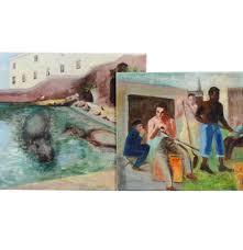 Ebth Dora G Mccollister Oil Paintings Ebth