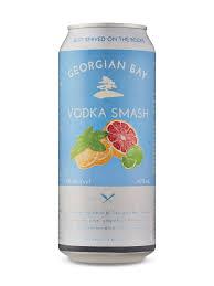 vodka tonic calories georgian bay vodka smash lcbo
