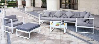 Backyard Furniture Set by Backyard Furniture Set Sectional Outdoor Sofa For Relaxing Sitting
