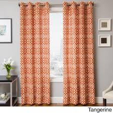 Orange Panel Curtains 23 Best Copper Curtains Images On Pinterest Custom Window