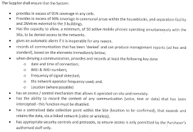 here is contract for uk u0027s first confirmed imsi catcher
