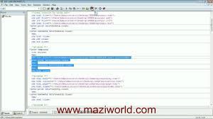 online html class sas ods maziworld sas online