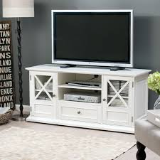 Media Center Furniture by Belham Living Hampton Tv Stand White Oak Hayneedle