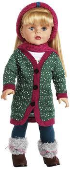 madame sweater dressing 18 doll favorite