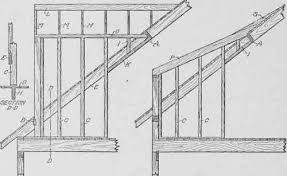 Timber Dormer Construction Karen Bl Learn Constructing A Shed Dormer