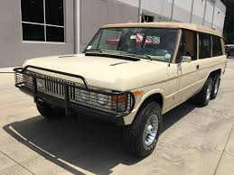 modified range rover classic 1982 land rover range rover gaa classic cars