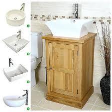 Oak Vanity Light Vanities Large Size Of Bathroom17 Space Saving Corner Bathroom