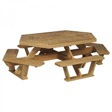 Free Octagon Picnic Table Plans by 10 Best Picnic Table Bench Images On Pinterest Tables Chairs