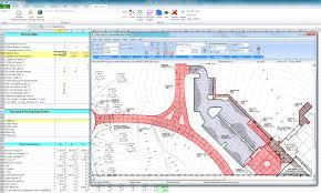 Construction Estimate Excel Template by Bidscreen Xl Digital Take Off R S Knapp Napco Construction